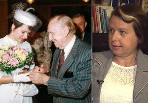 Slavný herec Jára Kohout (✝89) a jeho o 60 let mladší manželka Marcela: Pro peníze jsem si ho nebrala!