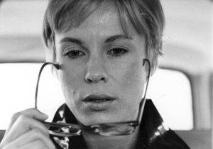 Bibi Andersson ve filmu Persona