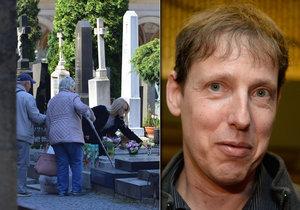 Přesně před 4 roky zemřel expremiér Stanislav Gross (†45): Vdova mu tajně nazdobila hrob