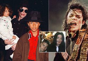 Další posmrtný útok na Michaela Jacksona (†50)! Nová obvinění z pedofilie.