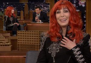 Zpěvačka Cher (72) je ikonou drag queens! Její slova je ale hodně zklamou.