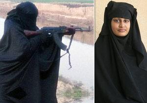 Nevěsty ISIS: oběti, nebo teroristky? Téma otevřela Britka Šamima Begumová.