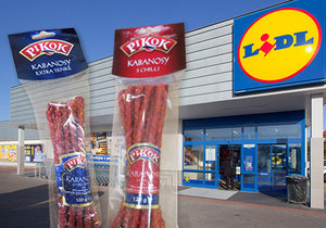 SZPI našla v Lidlu další ošizené masné výrobky z Polska