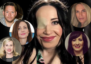 České celebrity hromadně prosí o finanční pomoc na operaci Ivanky bez tváře.