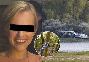 Zuzana dle předběžných zjištění zemřela bez cizího zavinění.
