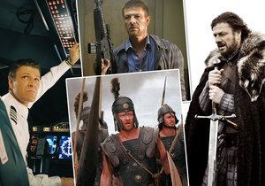 Herec Sean Bean slaví šedesátiny