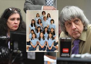 Doživotí pro bestie: Manželé brutálně týrali 12 dětí, u soudu se jich některé zastávaly