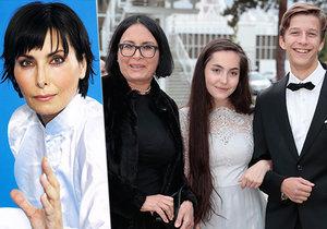 Zora Jandová (60) se raduje z miminka! Přírůstek v rodině tajila čtyři měsíce