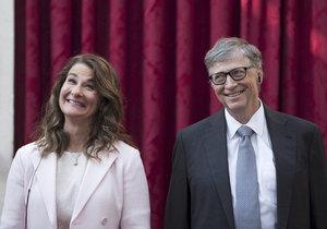 Manželka Billa Gatese Melinda Gatesová.