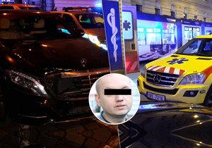 Na mol opilý Rus v Praze autem zabil turistku. Pak utekl. Soud bude řešit kauzu bez něj
