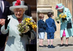 93. narozeniny Alžběty II.