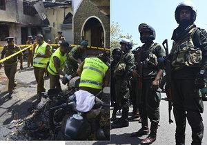 Rodina bombových sebevrahů: Na Srí Lance se odpálili dva bratři i matka s dětmi!