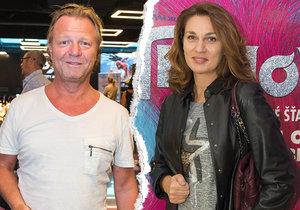 Maroš Kramár s manželkou si po rozvodu budou porcovat majetek za 64 milionů Kč.