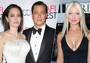 Závěr rozvodové bitvy Brada a Angeliny: Drsný útok na polovinu páru od slavné modelky!