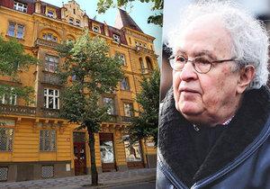 Zesnulý Jaroslav Kepka (†83): Před smrtí válčil o byt!