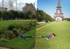 Američanka Stephanie Leighová baví svými snímky celý svět.