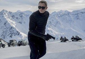 Daniel Craig se naposledy představí jako agent James Bond.
