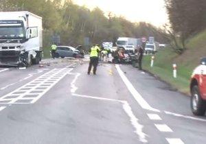 Policista Jan K. (†33) zahynul při autonehodě: Sbírku pro těhotnou partnerku vyhlásili kolegové