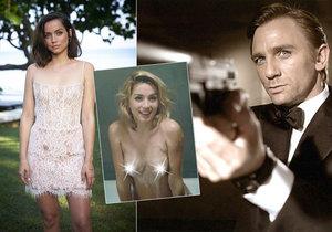 Krásná Ana de Armasová má Bondovi co nabídnout!