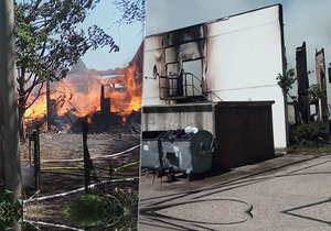 Tragický požár bratislavské ubytovny: Lidé nemají kam jít, přišli o všechno.