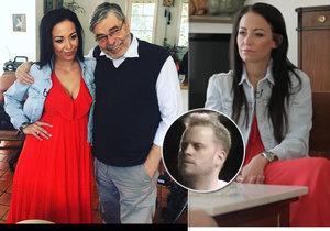 Agáta navštívila známého sexuologa Radima Uzla.