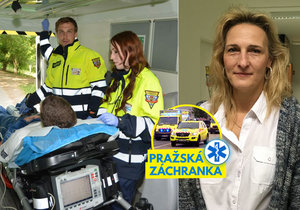 Gabriela Koptišová je jednou ze dvou pracovnic pražské záchranky, která dává dohromady neuvěřitelně složitý systém směn výjezdových skupin.