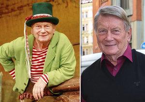 Pepa Dvořák oslavil 77. narozeniny: Ženě vděčím za život! S rakovinou ho dohnala k doktorovi.