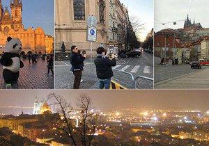 Pomoc, nebo překážka? Výstava v Praze představuje typické objekty metropole