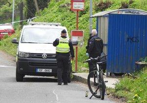 Tragický střet auta s cyklistou na Lounsku: Muž (†78) na místě zemřel!