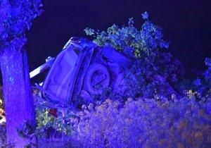 Při nehodě u Brázdimi zahynul v noci na 2. května 25letý muž.