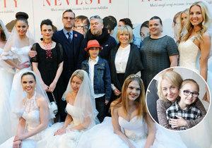 Jediná filmová role dcery Žilkové byla v komedii Jak se zbavit nevěsty. Natáčení Kordulku nebavilo!