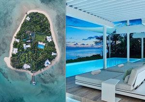 Luxusní resort na soukromém ostrově. Zaplatíte 2 miliony za noc