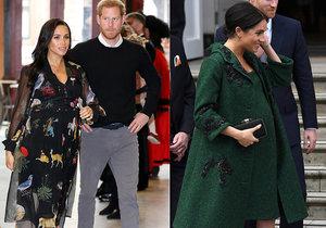 Porodila či neporodila? Pravda o miminku vévodkyně Meghan!