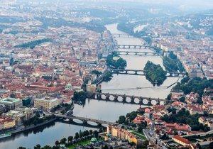 Praha by mohla mít v následujících letech nový nábřežní bulvár.