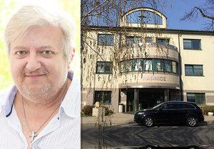 Potřeba je nová nemocnice i oprava vodní čistírny: Co dalšího má v plánu starosta Prahy 19 Pavel Žďárský?