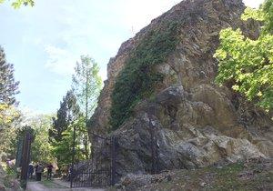 V Prokopském údolí otevřeli skalničkovou zahradu. Pražané obdivovali, jak se jim tu daří.