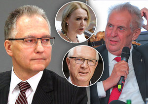 Prezident Zeman opět nepovýšil Michala Koudelku do hodnosti generála. Drahoš a Černochová to nechápou.