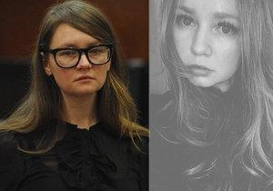 Ruská podvodnice Anna Sorokinová si odsedí minimálně čtyři roky.