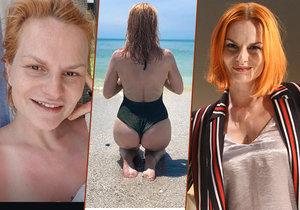 Iva Pazderková v boji za přirozenou krásu bez retuše a beze studu!