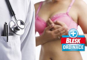 Rakovinou prsu ročně onemocní přes 7000 žen.