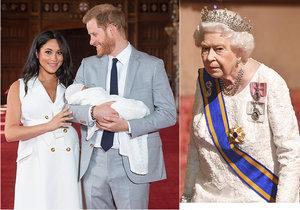 Královna tvrdě zasáhla proti neposlušné Meghan! Přísná kontrola a prohlížení diářů.