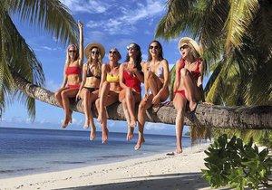 Missky vyrazily na dámskou jízdu na Seychely