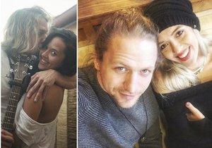 Tamara a Tomáš Klusovi jsou spolu stále šťastní.