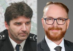 Policejní prezident Jan Švejdar považuje spolupráci podplukovníka Národní centrály proti organizovanému zločinu (NCOZ) Jana Šmída s Piráty za nepřípustnou.