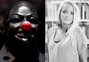 Clown ze skupiny Slipknot přišel o dceru.