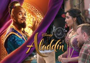 Máte rádi filmy o přátelství nebo cestě za láskou a štěstím? Milujete Disneyho? A také trochu akce? Pak si s celou rodinou užijete novou verzi pohádky Aladin, od 23. května v českých kinech.