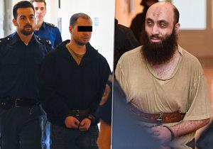 Dominik K. čelí obžalobě z přípravy teroristického útoku.
