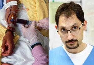 Pavel zemřel kvůli pochybení. Podle primáře Michalka stačilo provést 30vteřinový test.