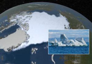 Hladiny oceánů mohou stoupnout více, než se čekalo.