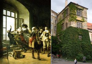 23. května 1618 došlo k poslední pražské defenestraci, která zavdala příčinu jak ke stavovskému povstání, tak i ke třicetileté válce.